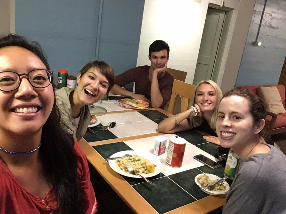 The Glover Dorm Supper Club